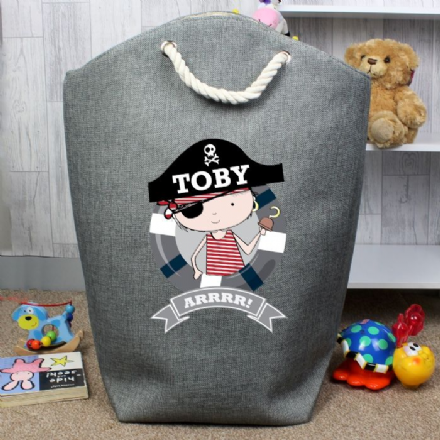 Pirate or Fairy Princess Storage Bag